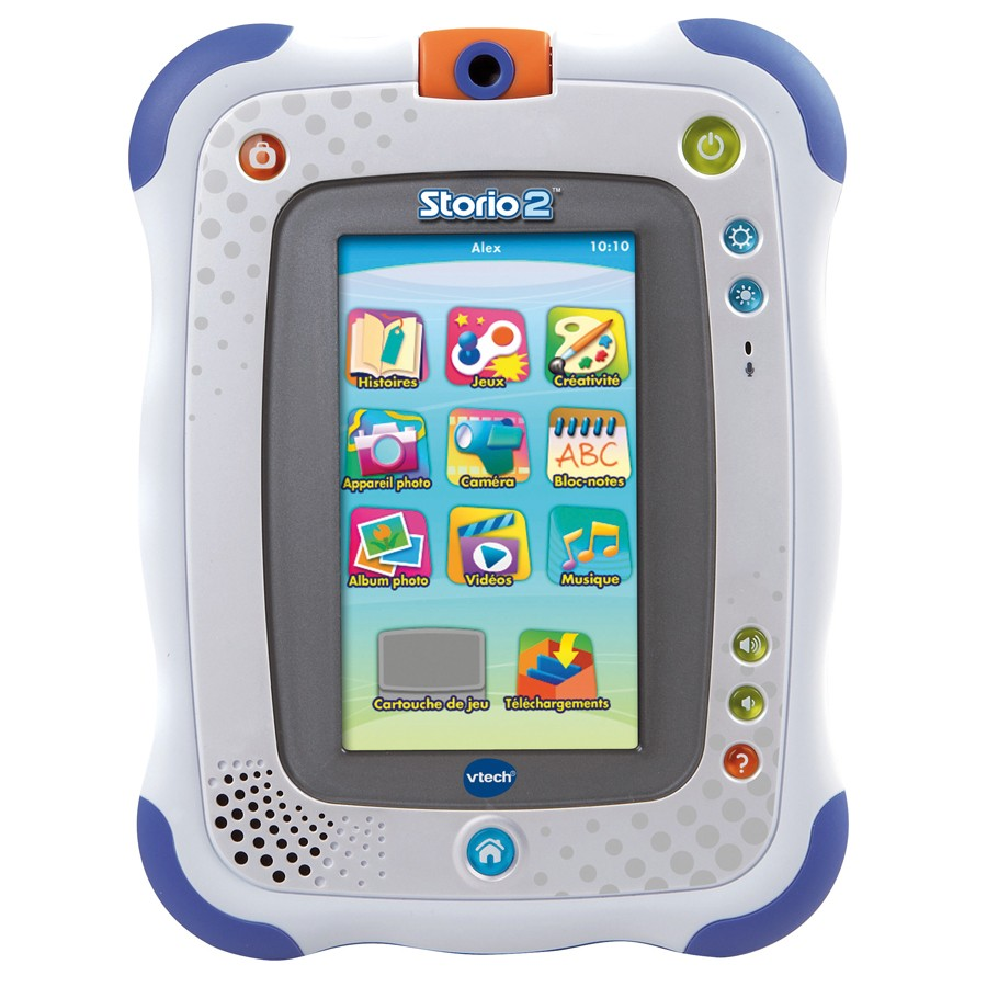 Tablette tactile Vtech Storio 2