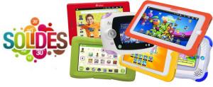Soldes tablette enfant