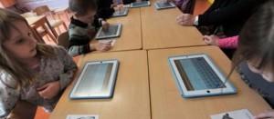 tablette tactile maternelle