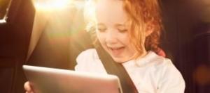 Tablette enfant pour les transports